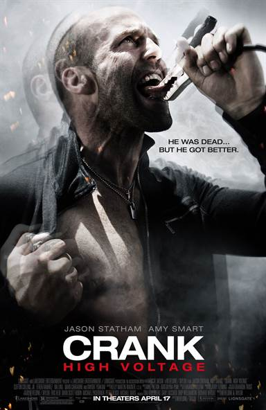 Crank 2: High Voltage Theatrical Review