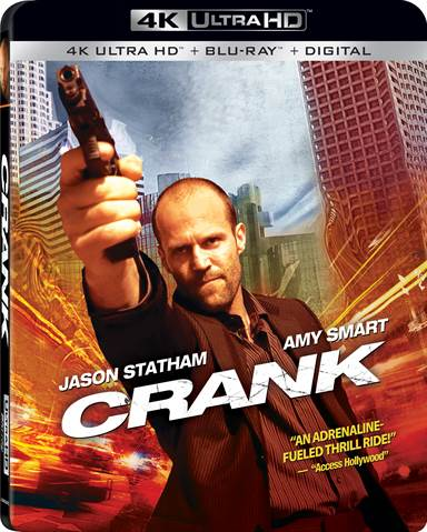 Crank 4K Ultra HD Review