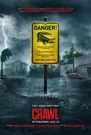 Crawl © Paramount Pictures. All Rights Reserved.