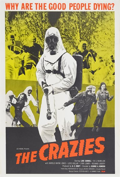 The Crazies © Arrow Video. All Rights Reserved.