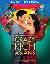 Crazy Rich Asians Blu-ray Review