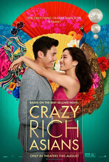 Crazy Rich Asians Theatrical Review