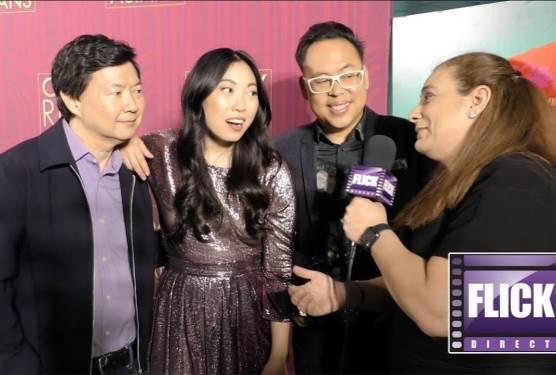 The Cast of Crazy Rich Asians Talks To FlickDirect at The South Beach, Miami Premiere