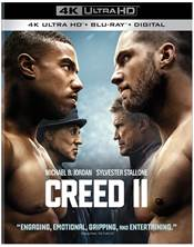 Creed II 4K Ultra HD Review