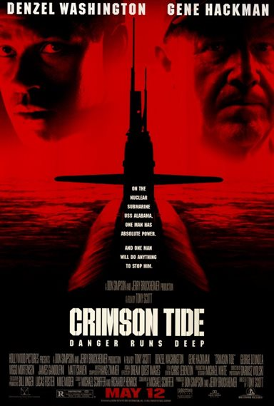 Crimson Tide © Hollywood Picture. All Rights Reserved.