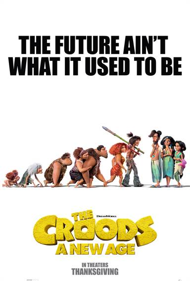 The Croods: A New Age Theatrical Review