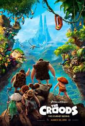 The Croods Theatrical Review