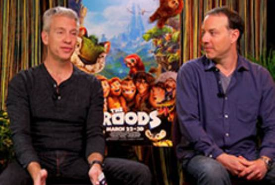 Director Interview, Kirk De Micco and Chris Sanders