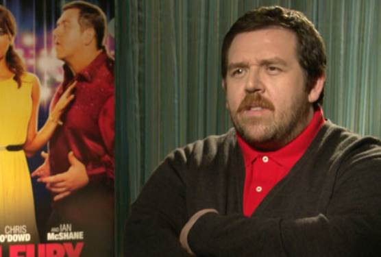 Nick Frost Interview