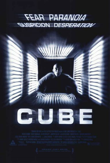 Cube © Lionsgate. All Rights Reserved.