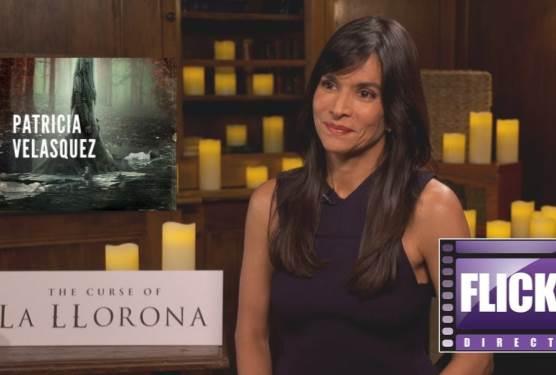 Patricia Velasquez (Patricia Alvarez) Interview