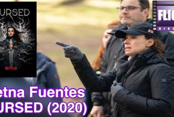 Interview with Netflix''s CURSED Director Zetna Fuentes!