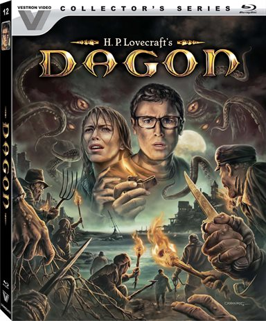 Dagon Blu-ray Review