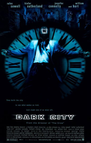 Dark City © New Line Cinema. All Rights Reserved.