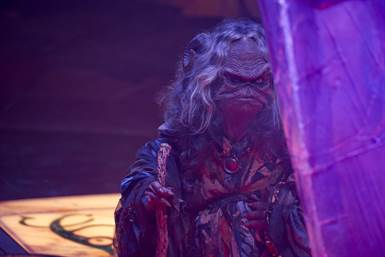 The Dark Crystal: Age of Resistance © Netflix. All Rights Reserved.