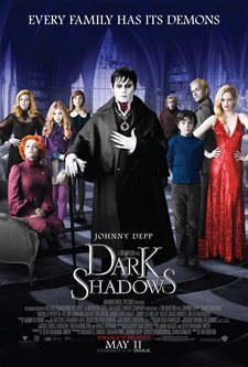 Dark Shadows Theatrical Review