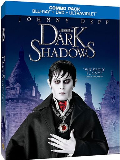 Dark Shadows Blu-ray Review