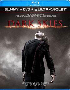 Dark Skies Blu-ray Review