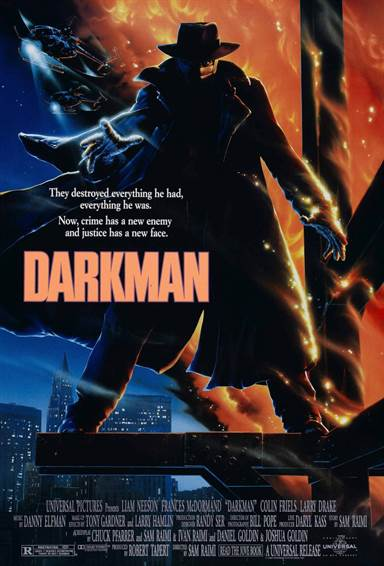 Darkman © Universal Pictures. All Rights Reserved.