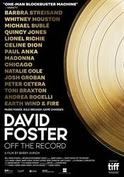 David Foster: Off the Record  Review
