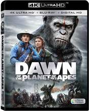Dawn of the Planet of the Apes 4K Ultra HD Review