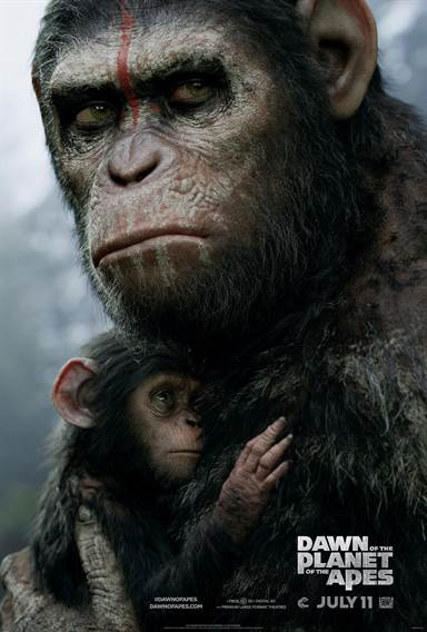 Dawn of the Planet of the Apes © 20th Century Fox. All Rights Reserved.