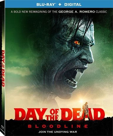 Day of the Dead: Bloodline Blu-ray Review