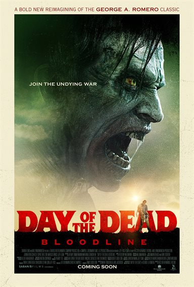 Day of the Dead: Bloodline © Lionsgate. All Rights Reserved.