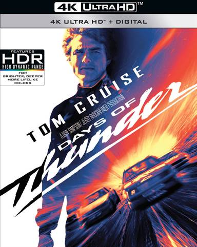 Days of Thunder 4K Ultra HD Review