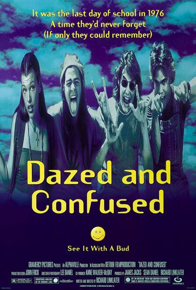 Dazed and Confused © Gramercy Pictures. All Rights Reserved.
