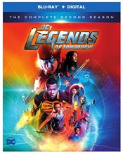 DC's Legends of Tomorrow Blu-ray Review