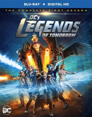 DC's Legends of Tomorrow: The Complete First Season Blu-ray Review