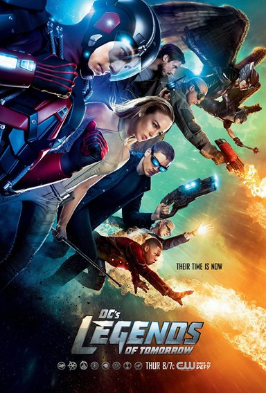 Legends of Tomorrow Season 2 Premiere: Out of Time