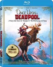 Deadpool 2 Blu-ray Review