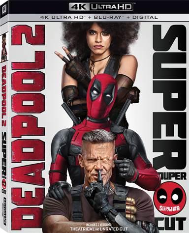 Deadpool 2 4K Ultra HD Review