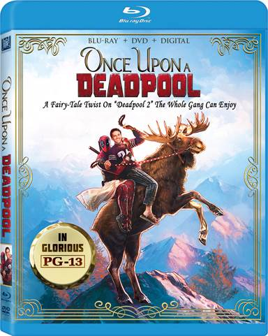 Once Upon a Deadpool Blu-ray Review