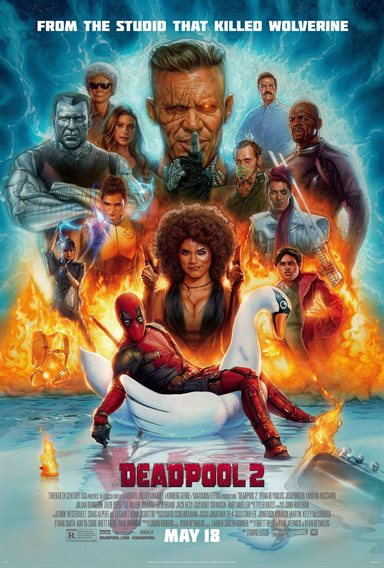 Deadpool 2 © 20th Century Fox. All Rights Reserved.