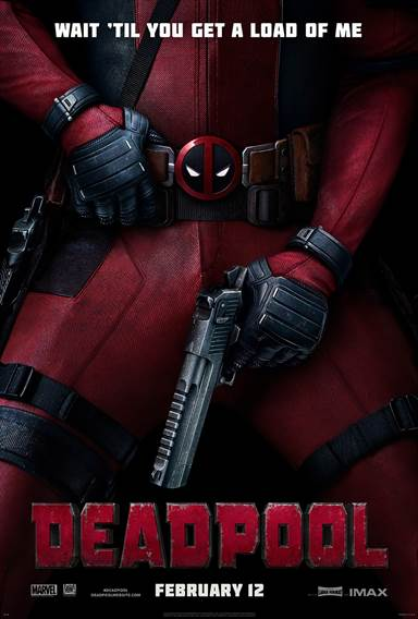 Deadpool © 20th Century Fox. All Rights Reserved.