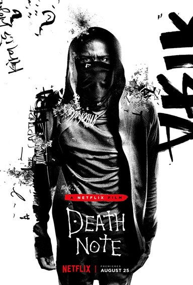 Death Note © Netflix. All Rights Reserved.