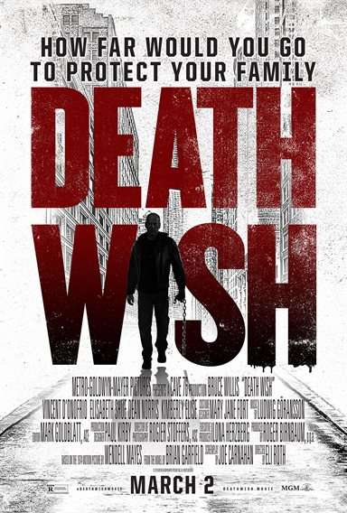 Death Wish © MGM Studios. All Rights Reserved.