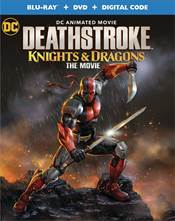 Deathstroke: Knights & Dragons Streaming Review
