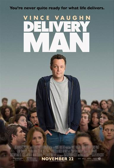The Delivery Man © DreamWorks Studios. All Rights Reserved.