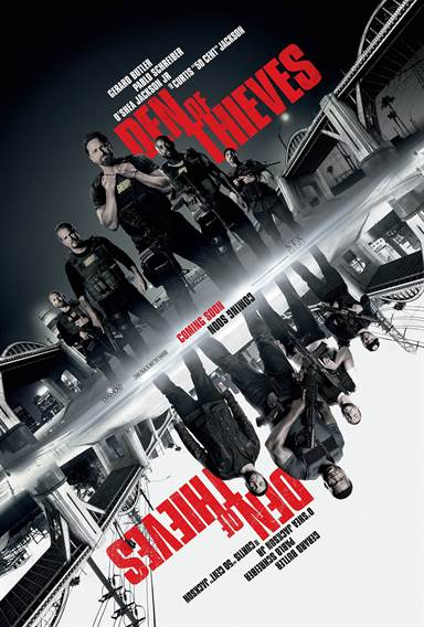 Den of Thieves © STX Entertainment. All Rights Reserved.