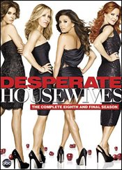 Desperate Housewives DVD Review