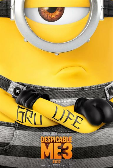 Despicable Me 3 Theatrical Review