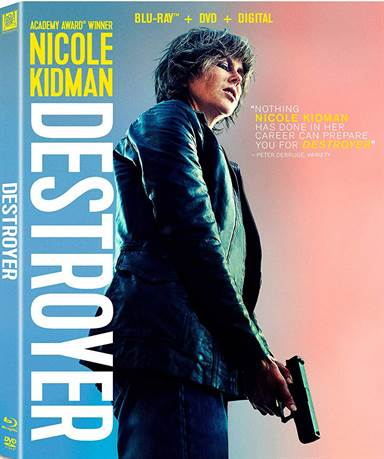 Destroyer Blu-ray Review