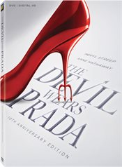 The Devil Wears Prada DVD Review