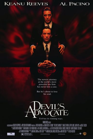 The Devil's Advocate © Warner Bros.. All Rights Reserved.