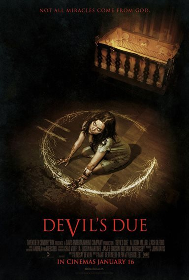 Devil's Due © 20th Century Fox. All Rights Reserved.