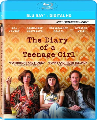 The Diary of a Teenage Girl Blu-ray Review